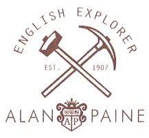 English Explorer Pullover von Alan Paine