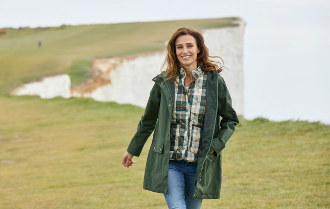 Basic Country Look by Barbour
