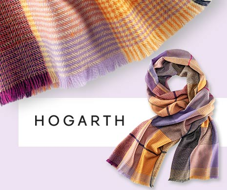 Strickaccessoires von Hogarth