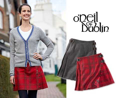 Kilts von O'Neil of Dublin